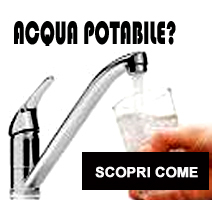 analisi acqua potabile